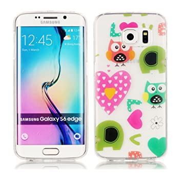 Samsung Galaxy S6 Edge Carcasa, Dynamic Flowing Liquid ...