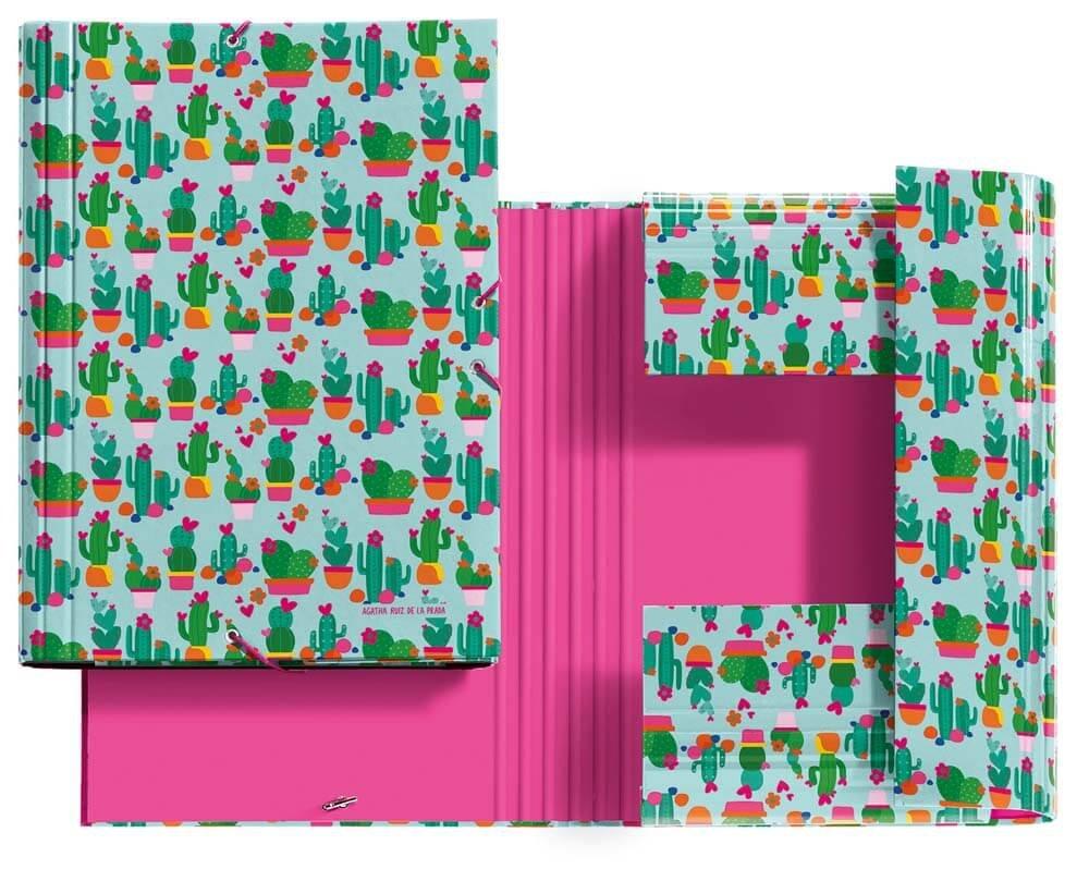 Agatha Ruiz De La Prada 20817–Folder Tabs, Design Cactus