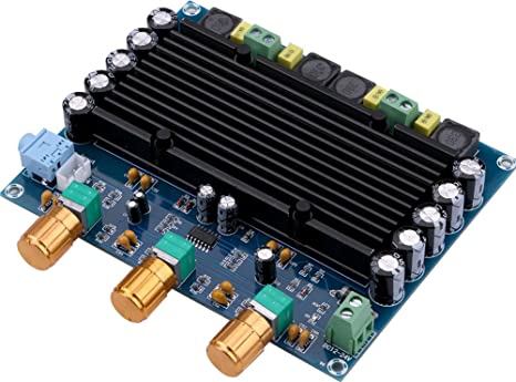 Amazon com: Amplifier Borad, Yeeco Digital Amplifier Board 2 0 Dual