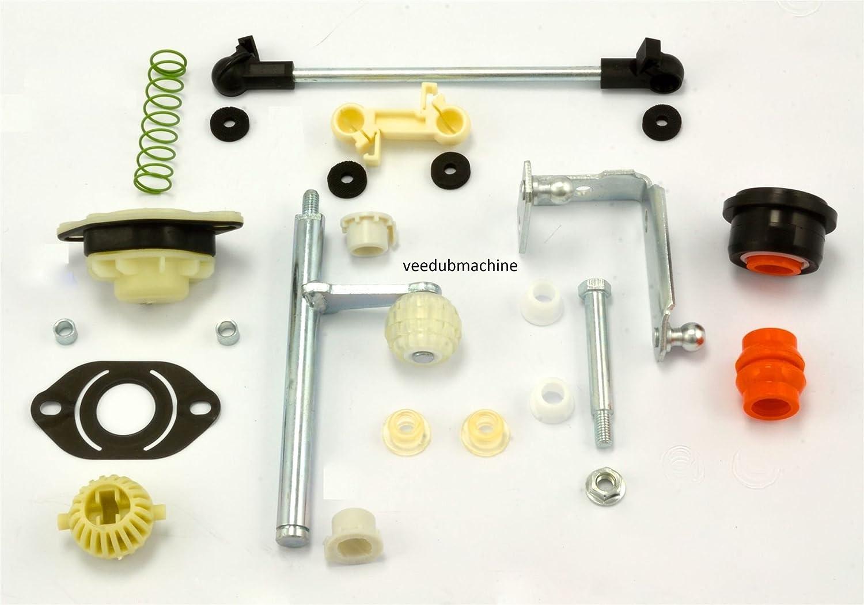 24 piezas Kit de reparación de palanca de cambios de nuevo: Amazon.es: Coche y moto