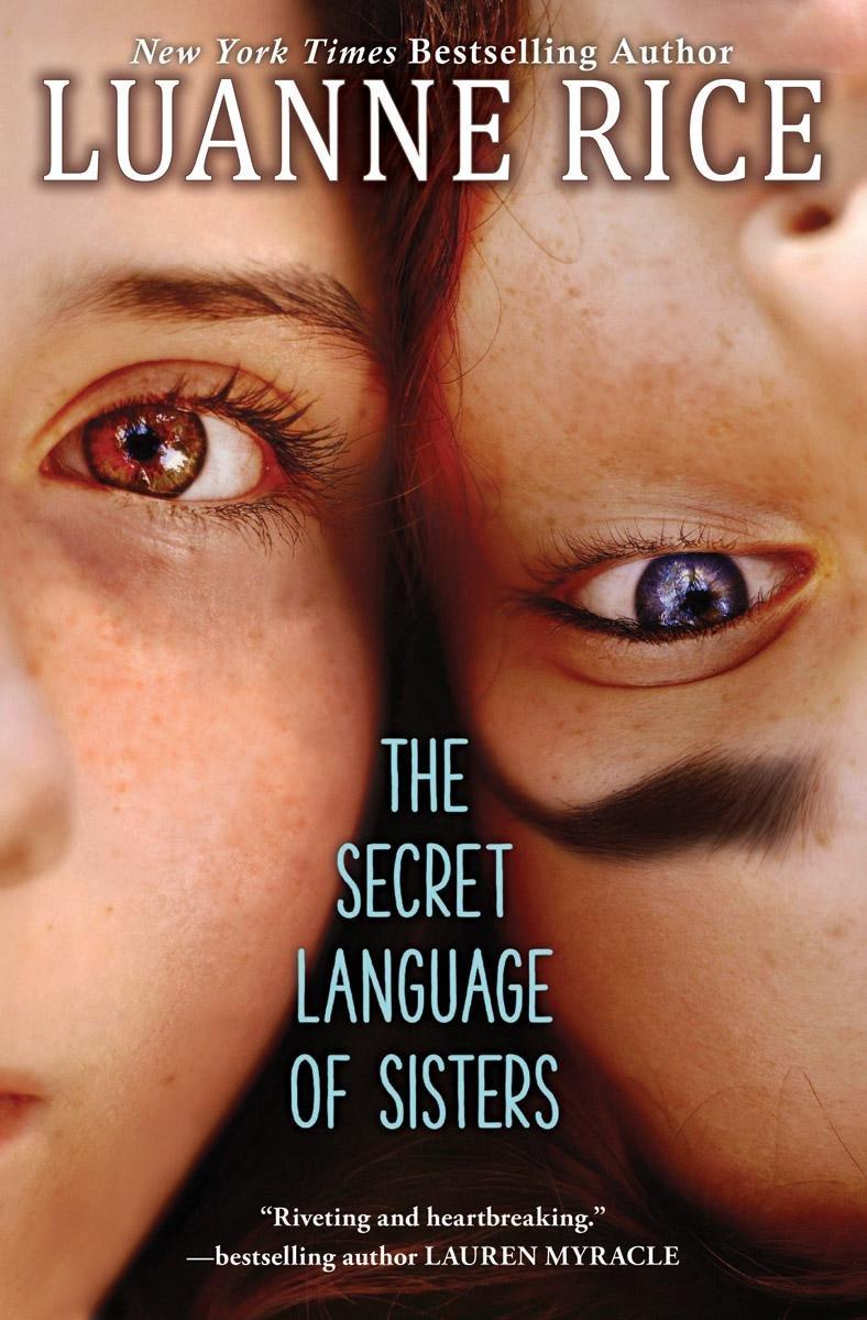 Amazon com: The Secret Language of Sisters (9781338095548): Luanne