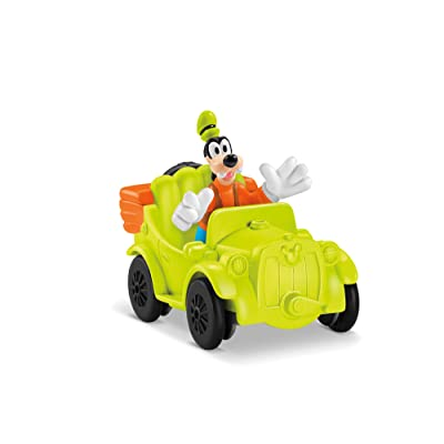 Fisher-Price Disney Mickey Mouse Clubhouse, Goofy\'s Jalopy: Toys & Games [5Bkhe0302085]
