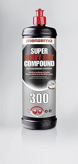 Menzerna Super Heavy Cut 300 Rubbing Compound Schleifpaste 1 0 L Auto