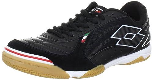 Lotto Sport Futsal Pro V ID Q1264 - Zapatillas de fútbol para Hombre, Color Negro