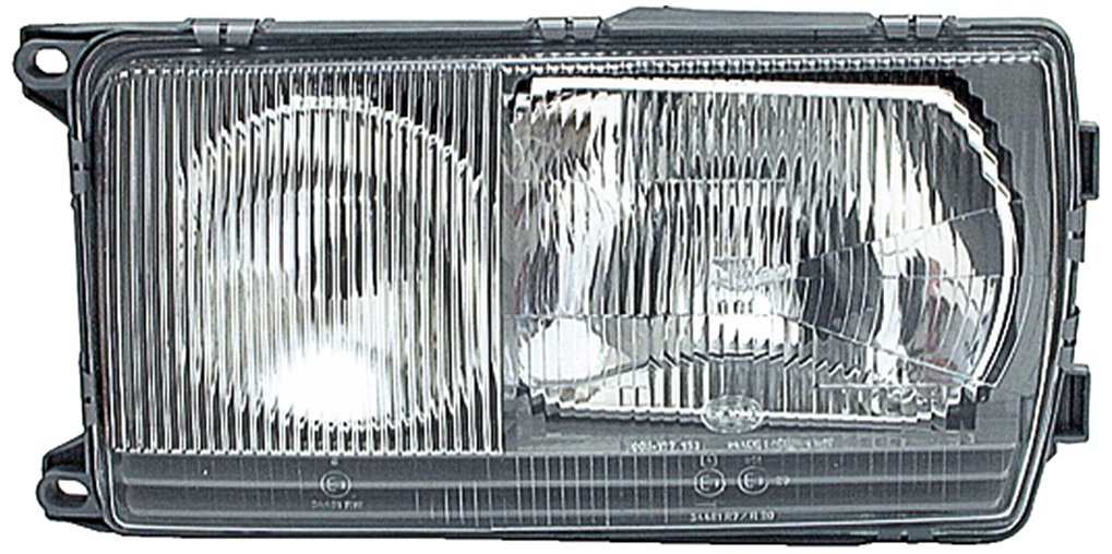 HELLA 9ES 127 153-001 Diffusing Lens, headlight, Left Hella KGaA Hueck & Co.