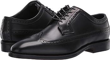 Allen Edmonds Greene Street Wingtip Blucher Oxford Shoes (4 colors)