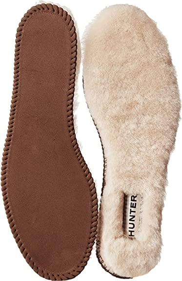 Hunter - Plantillas de Cuero Unisex: Amazon.es: Zapatos y complementos