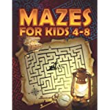 Mazes for Kids 4-8