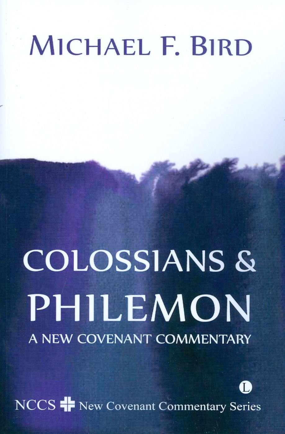 Colossians and Philemon: A New Covenant Commentary PDF