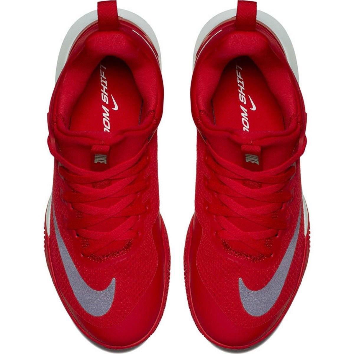 776cf446ea21 Amazon.com  MEN S NIKE ZOOM SHIFT TB BASKETBALL SHOES 897811-600 UNIV. RED  SZ 6.5 (1R12)  Sports Collectibles
