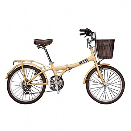 Amazon.com: dioko 20 inches Cruiser – Bicicleta plegable con ...