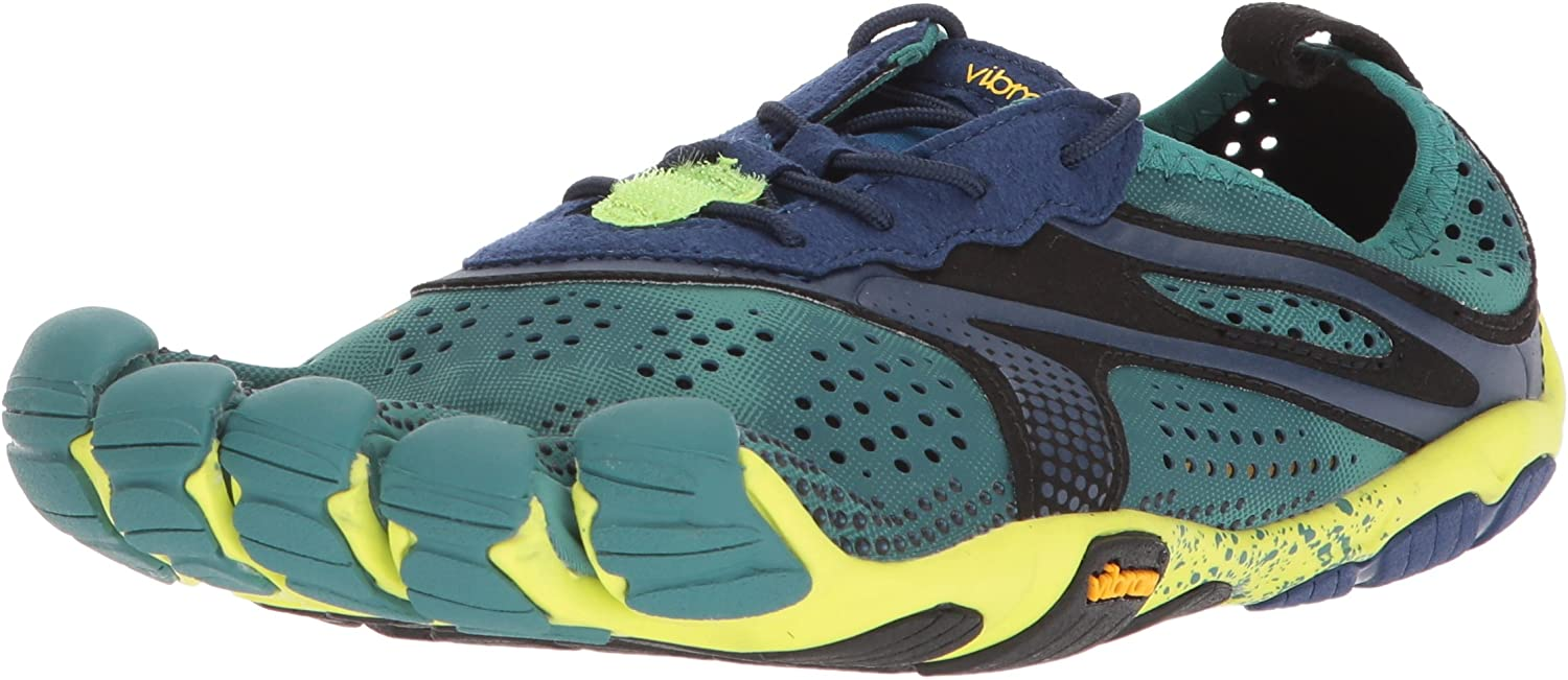 Vibram Men s V-Run North Sea Navy Shoe