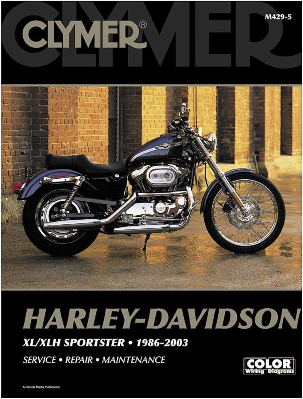 1999 harley davidson sportster service manual free download
