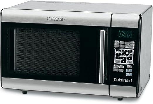 Amazon.com: Cuisinart/Waring 1-cubic-foot 1000 W acero ...