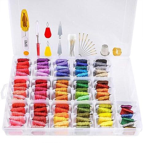 3ce421c8a26a Caydo - Caja organizadora de 96 colores
