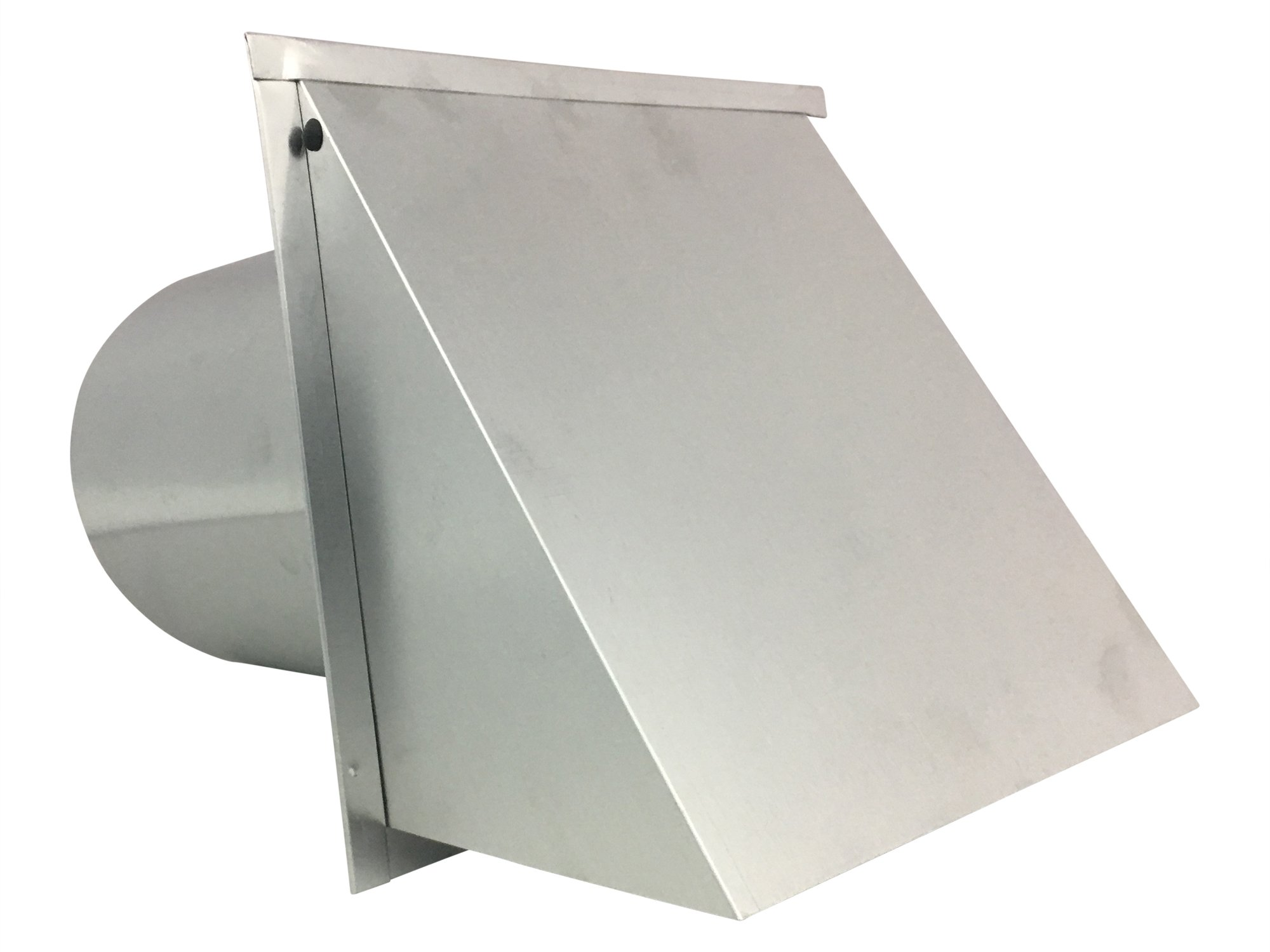 6 Inch Wall Vent Aluminum Screen Only (6 Inch Diameter) - Vent Works