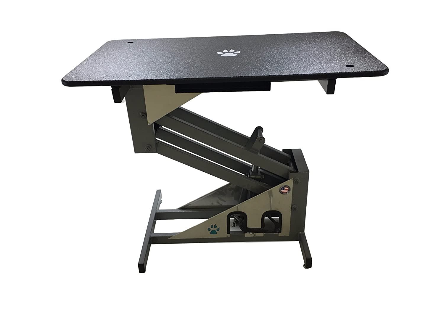 Affordable Dog Grooming Table Arm Pet Grooming Supplies : Amazon.com: Groomeru0027s Best Hydraulic Grooming Table  for Pets, 24 by 36-Inch