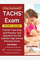 TACHS Exam Study Guide: TACHS Test Prep and Practice Test Questions for the Catholic High School Entrance Exam [2nd Edition] Paperback