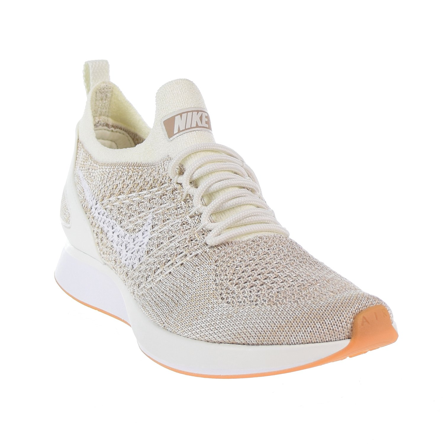 NIKE Womens Air Zoom Mariah Aa0521 Flyknit Racer Running Trainers Aa0521 Mariah Sneakers Shoes B079Z5TVZB 7.5 B(M) US|Sail/White/Gum 47cc0d