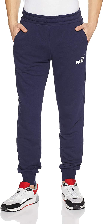 PUMA Herren ESS Logo Pants TR cl Hose: : Bekleidung