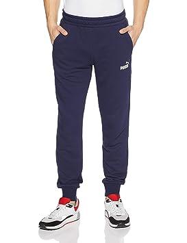 d8d0b80cd Puma ESS Logo Pantalon de Jogging Homme: Amazon.fr: Sports et Loisirs