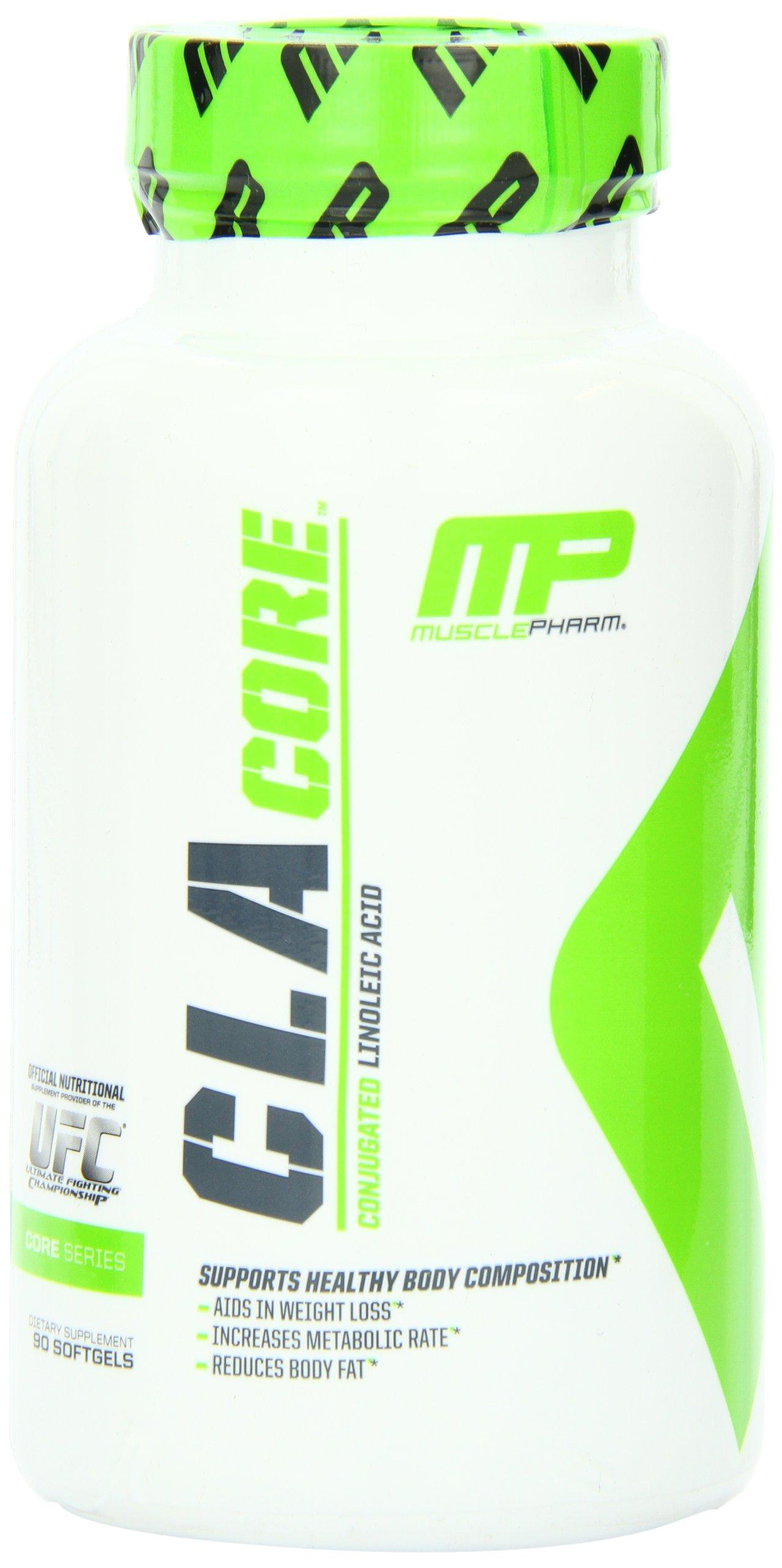 MusclePharm CLA Core Diet Supplement, 90 Servings