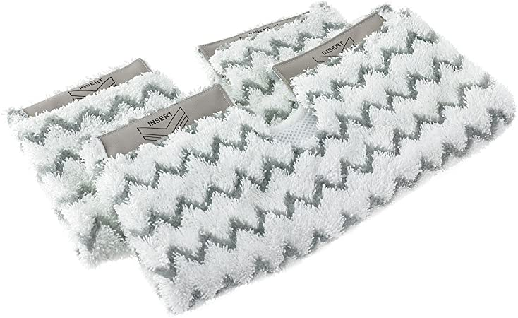 Cover Pads for SHARK Steam Cleaner Mop Dirt Grip S6001 S6003 Klik n/' Flip x 8