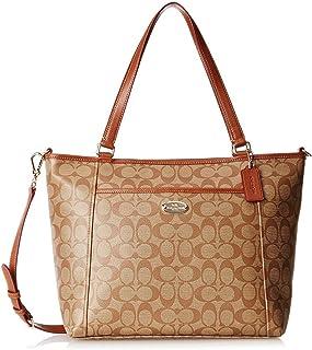 coach official outlet online 7h1v  coach purse tan