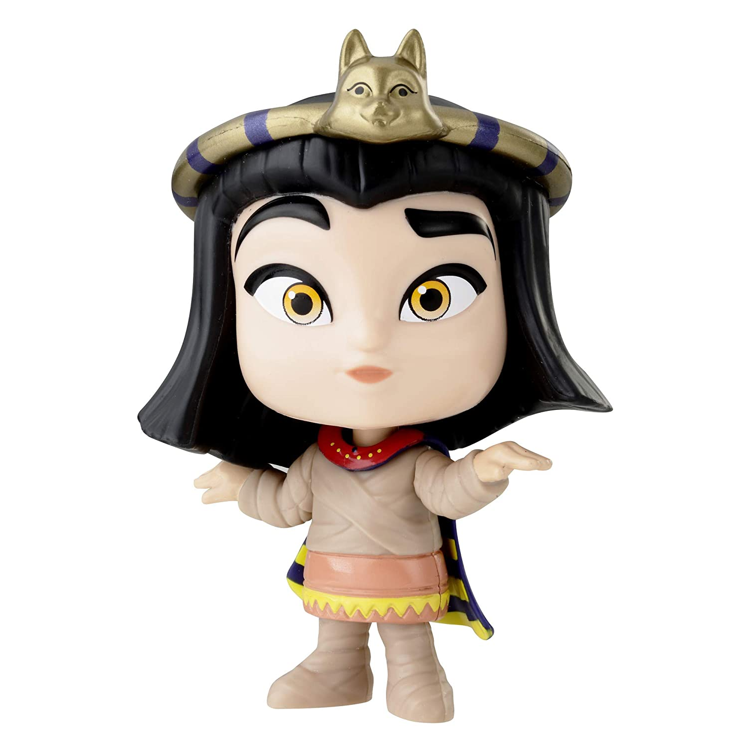 Netflix Super Monsters Cleo Graves Collectible 4 Inch Figure Ages 3 And Up