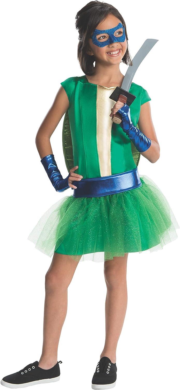 Classic Deluxe Leonardo Tutu Costume for Kids