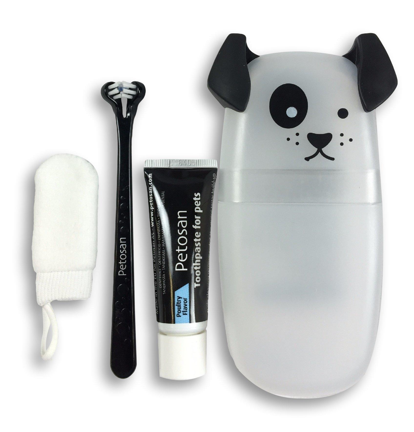 Petosan USA Puppy Dental Kit for Oral Care