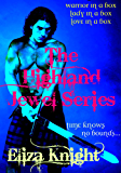 The Highland Jewel Series (Warrior in a Box, Lady in a Box, Love in a Box) (English Edition)