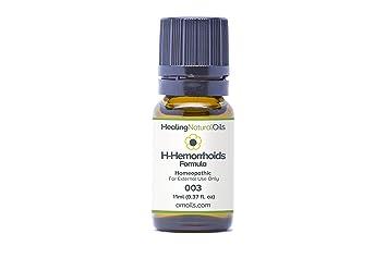 amazon com h hemorrhoids relief 11ml natural hemorrhoid