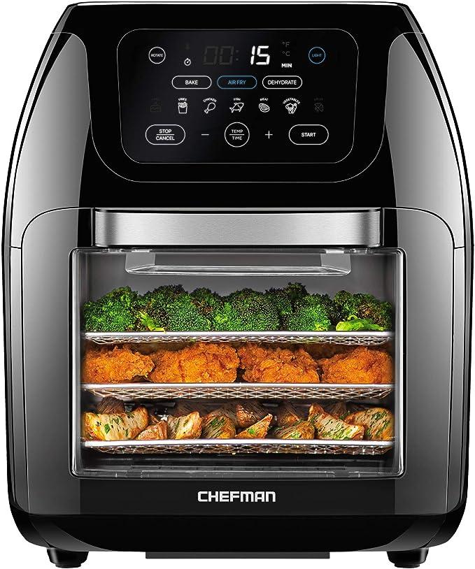 Chefman Multifunctional Digital Air Fryer