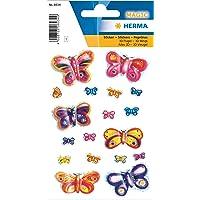Herma 6034 Çocuk Etiketleri, Kelebekler