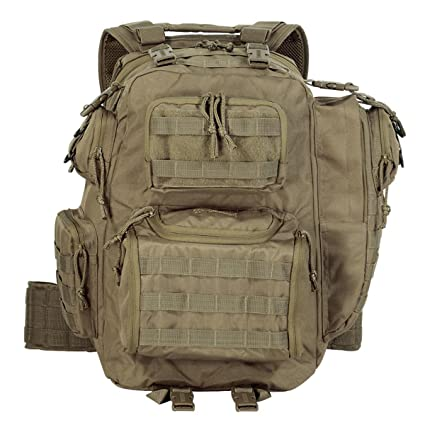 39b89f298aca Voodoo Tactical MATRIX 3 Day Assault Pack in Coyote Tan