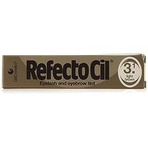 RefectoCil Henna 3.1 Light Brown Tinte Blanqueamiento Cejas - 15 ml