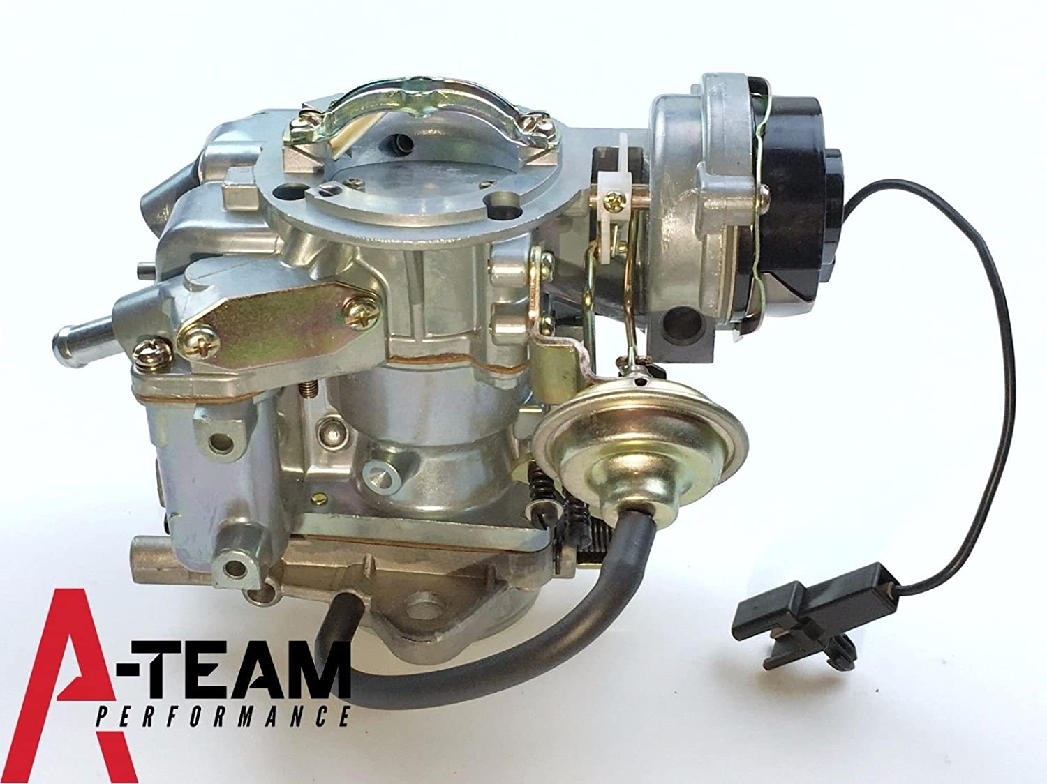 A-Team Performance CARBURETOR 162 CARTER COMPATIBLE WITH FORD 250 300 YFA E250 F250 1 BARREL ELECTRIC CHOKE FORD YFA