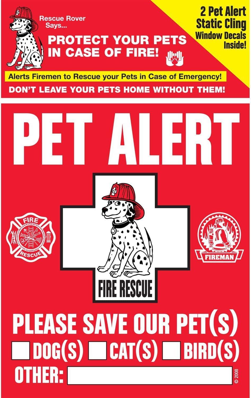 Amazon.com: Alerta de mascota en el interior 234001 ...