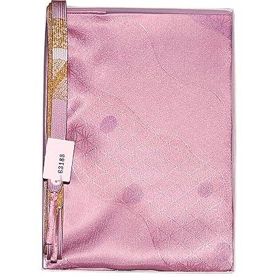 (キモノゲキヤスオウ) 着物激安王 正絹 帯締め帯揚げセット 平組 帯〆帯揚げセット ピンク系 63188