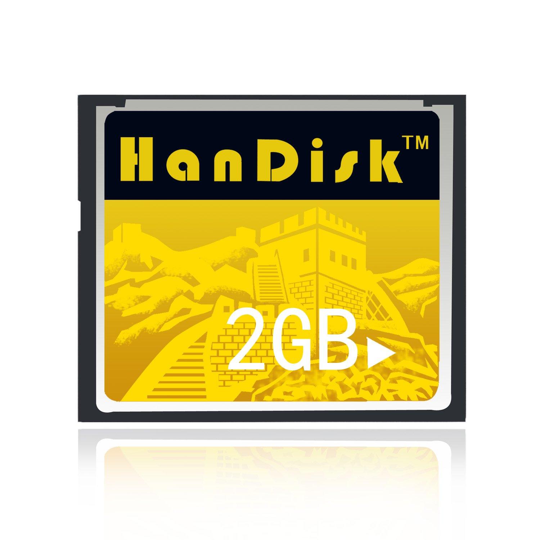 handisk CF tarjeta 3 años de garantía de sustitución ilimitada CF ...