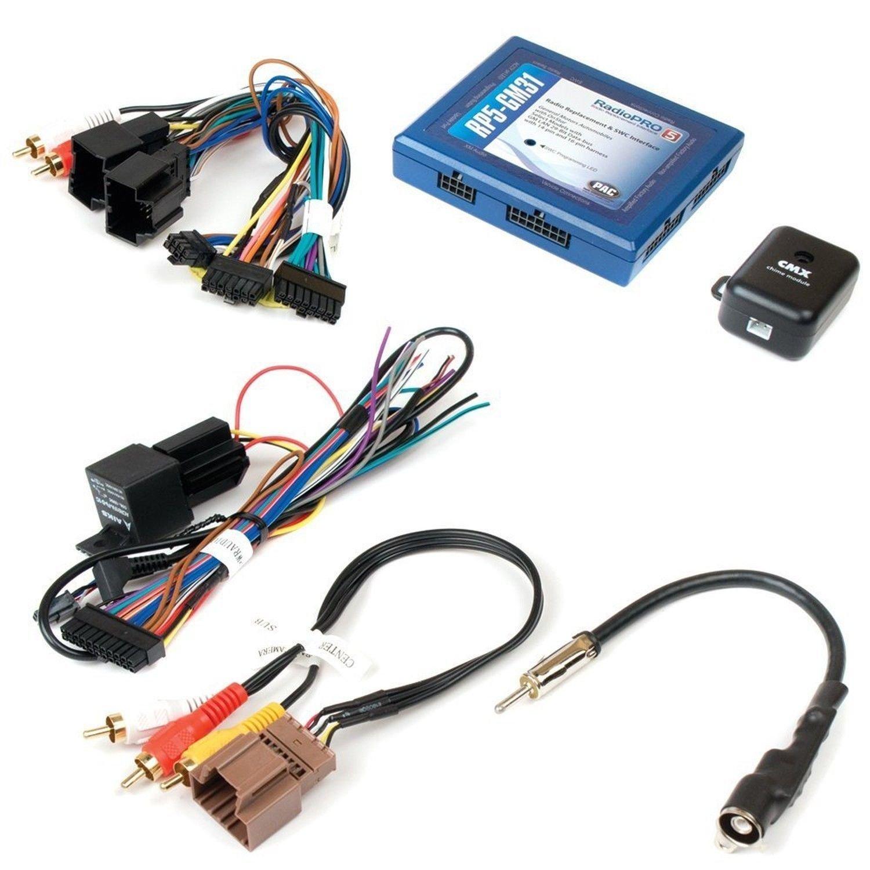 pkg General Motors Car Stereo Radio Installation Install CD Player Wiring Harness