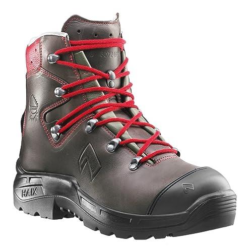 HAIX Zapatos de Seguridad Botas Protector de la de Bosque de luz S3: Amazon.es: Hogar