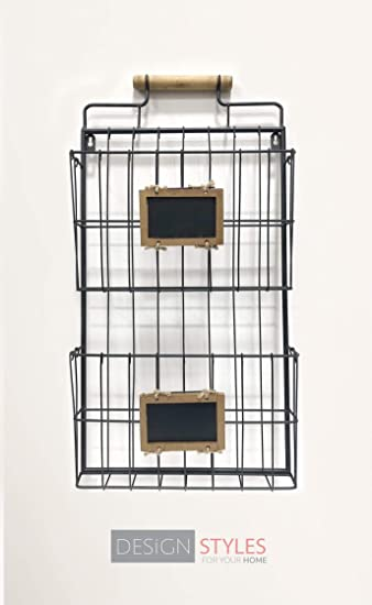 2 Pocket Wall File Holder Office Products