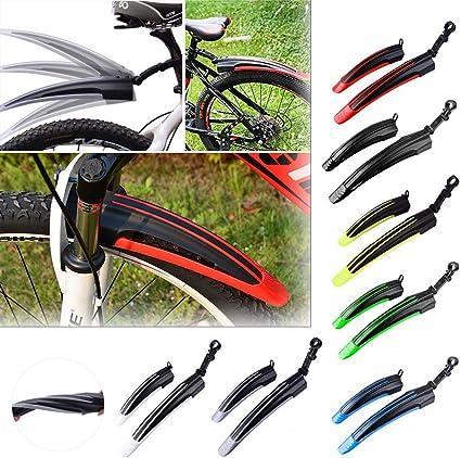 Wallfire guardabarros de bicicleta guardabarros de neumáticos de ...