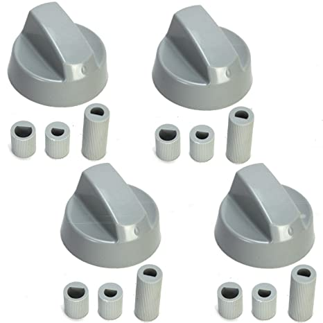 Universal Schwarz Hersteller Ersatzteile/ /Herd Drehknopf herd Knopf Universal schwarz