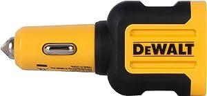 DEWALT 2-Port Mobile USB Charger, 24W