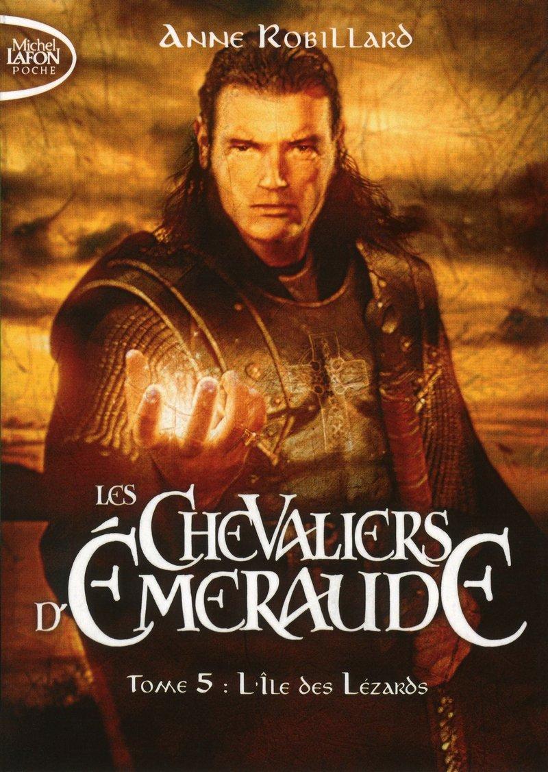Les Chevaliers d'Emeraude, Tome 5 : L'île des Lézards
