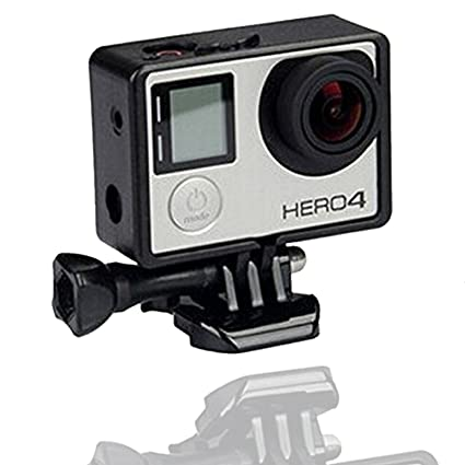 Amazon.com: Frame Mount for Gopro Hero 3+ Hero 4,Accessories Clear ...
