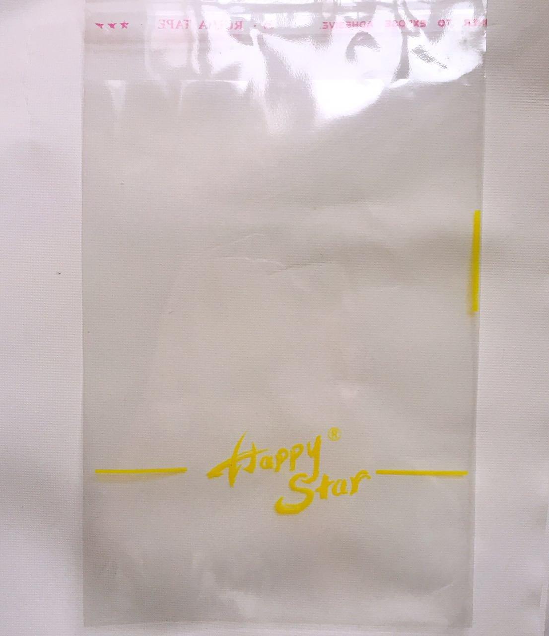 Happy Star/® Etichetta per valigie  Blu Blue 1 PK